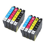 Huismerk Epson 29XL Inktcartridges Multipack 8-Pack