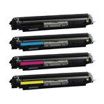 HP 126A tonerset 4 kleuren