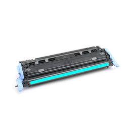 Huismerk Toner voor HP 124A (Q6001A) Cyaan