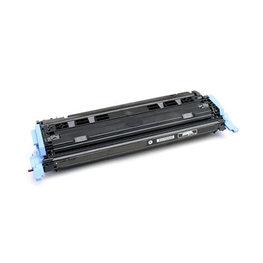 Huismerk Toner voor HP 124A (Q6000A) Zwart