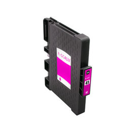 Huismerk Ricoh GC-41M Inktcartridge (gel) Magenta