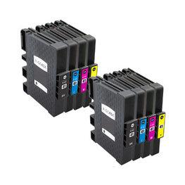 Huismerk Ricoh GC-41 Inktcartridges (gel) Multipack 8-Pack