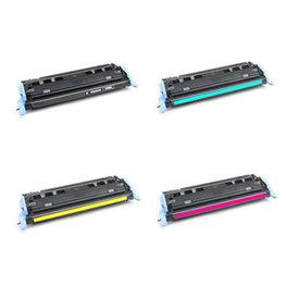 Huismerk Toner voor HP 124A (Q6000A/Q6001A/Q6002A/Q6003A) Multipack