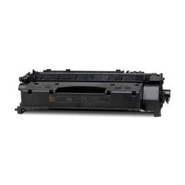 Huismerk Toner voor HP 05X (CE505X) Zwart