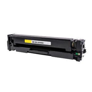 Huismerk Canon 054HC (3025C002) Toner Geel Hoge Capaciteit