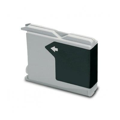 Huismerk Brother LC-1000BK/LC-970BK Inktcartridge Zwart