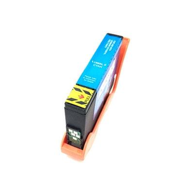 Huismerk Lexmark 150XL (14N1615E) Inktcartridge Cyaan