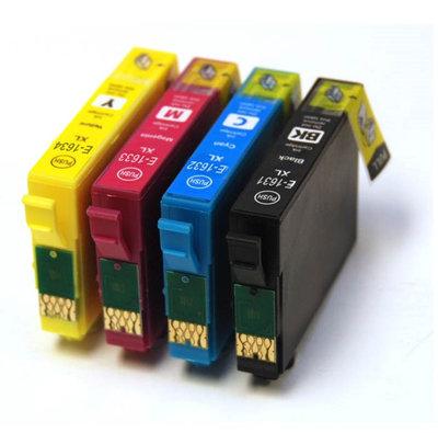 Huismerk Epson 16XL (T1636) Inktcartridges Multipack