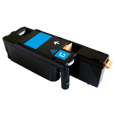 Huismerk Epson AcuLaser C1700 (C13S050613) Toner Cyaan