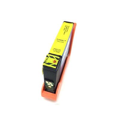 Huismerk Lexmark 150XL (14N1618E) Inktcartridge Geel