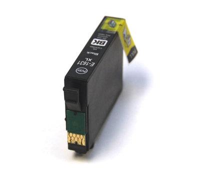 Huismerk Epson 16XL (T1621/T1631) Inktcartridge Zwart