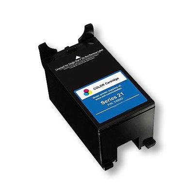 Huismerk Dell Nr. 21/22 (X737N) 592-11393 Inktcartridge Kleuren