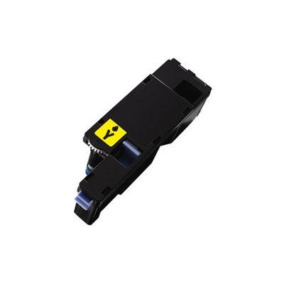 Huismerk Dell 1250C/1350CNW/1355CN/C1760/C1765 Toner Geel