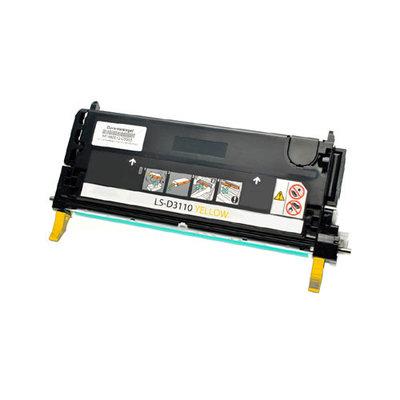 Huismerk Dell 3110CN/3115CN Toner Geel