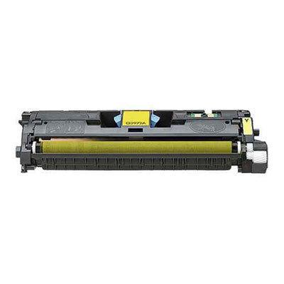 Huismerk Toner voor HP 122A (Q3962A) Geel