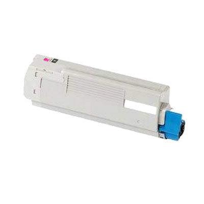 Huismerk OKI 43381906 C5600/C5700 Toner Magenta