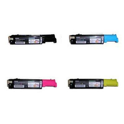 Huismerk Epson AcuLaser CX21N/NF Toner Multipack