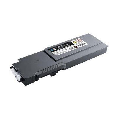 Huismerk Dell C3760N/C3760DN/C3765DNF Toner Cyaan