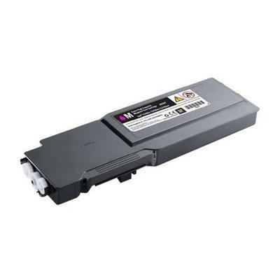 Huismerk Dell C3760N/C3760DN/C3765DNF Toner Magenta