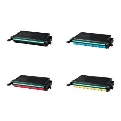 Huismerk Samsung CLP-660B Toner Multipack