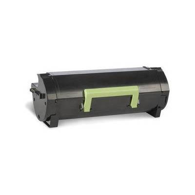 Huismerk Lexmark 502X (50F2H00) Toner Zwart Extra Hoge Capaciteit