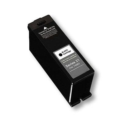 Huismerk Dell Nr. 21/22 (X737N) 592-11327 Inktcartridge Zwart