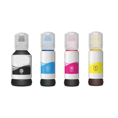 Huismerk Epson 104 Inktvullingen Eco Tank Multipack (4 kleuren)