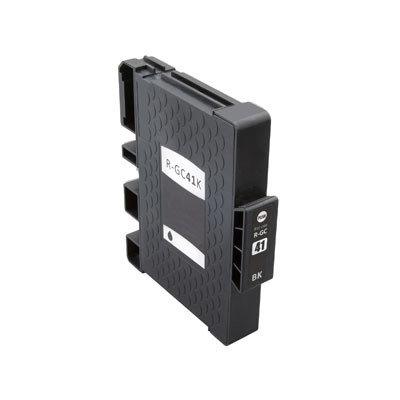 Huismerk Ricoh GC-41K Inktcartridge (gel) Zwart