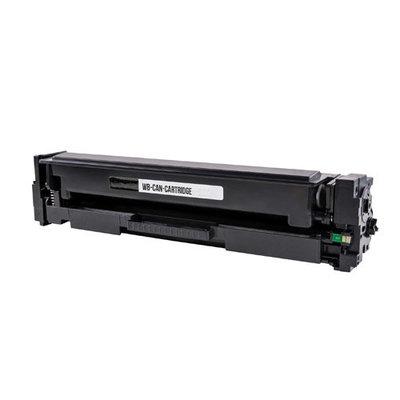 Huismerk Canon 054HBK (3028C002) Toner Zwart Hoge Capaciteit