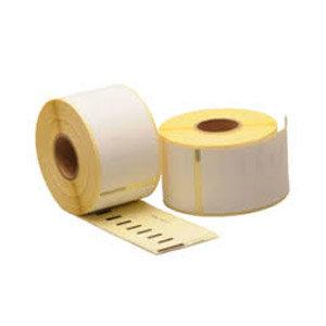 Huismerk DYMO 11354 (S0722540) Labels 57mmx32mm 1000 Stuks permanent