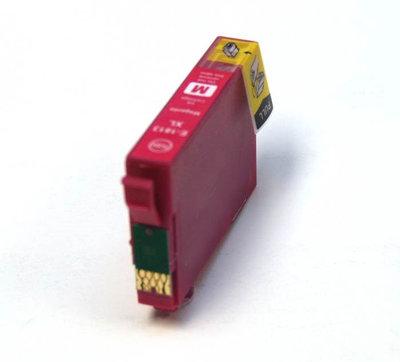 Huismerk Epson 18XL (T1813) Inktcartridge Magenta