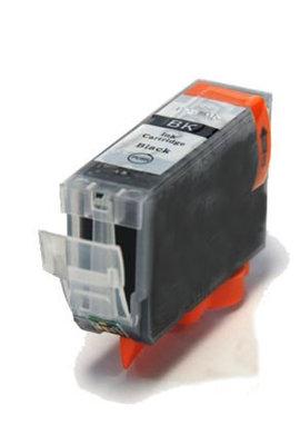 Huismerk Canon BCI-3eBK Inktcartridge Zwart