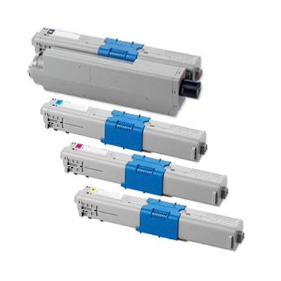 Huismerk OKI C332/MC363 Toner Multipack 4 kleuren