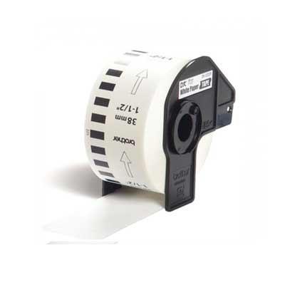 Huismerk Brother DK-22225 Labels 38mmx30,48meter