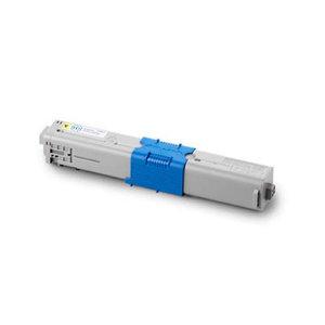 OKI C501/C521 (46490605) Toner Geel Hoge Capaciteit