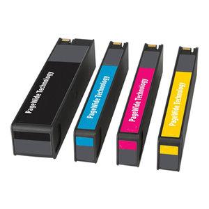 Inktcartridges voor HP Nr. 973X Multipack 4 Kleuren Hoge Capaciteit