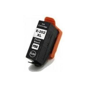 Epson 202XL inktcartridge foto zwart