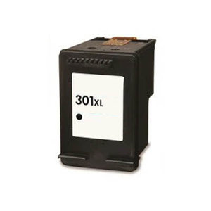 Huismerk HP 301XL Inktcartridge Zwart