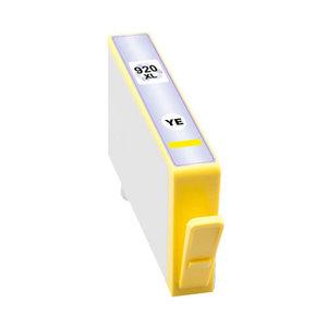 HP 920XL inktcartridge geel