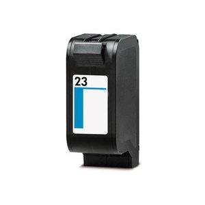 HP 23 (C1823DE) Inktcartridge Kleur
