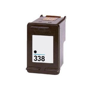 HP 338 Inktcartridge Zwart