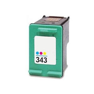 HP 343 Inktcartridge Kleur