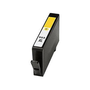 Huismerk HP Nr. 903XL (T6M11AE) Inktcartridge Geel Hoge Capaciteit (met chip)