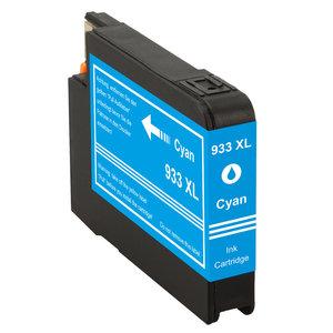 HP 933XL inktcartridge cyaan