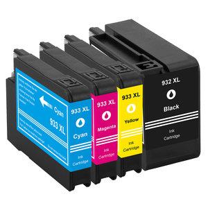 HP 932XL/933XL Mutipack inktcartridges