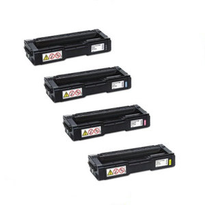 Ricoh SP C310HE Toner Multipack 4 Pack