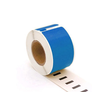 Huismerk DYMO 99010 (S0722370) Adreslabels Smal 89mmx28mm 130 Stuks Blauw