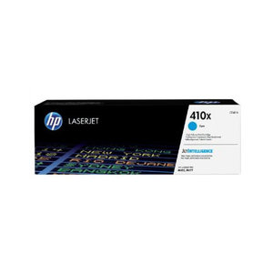 HP 410X (CF411X) Toner Cyaan Hoge Capaciteit Origineel